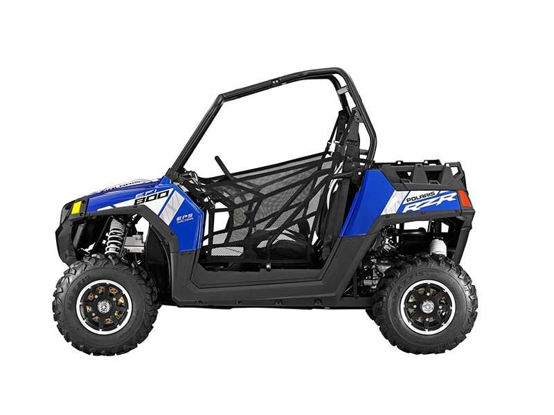2014 Polaris Ranger RZR� 800 EPS - Blue Fire LE
