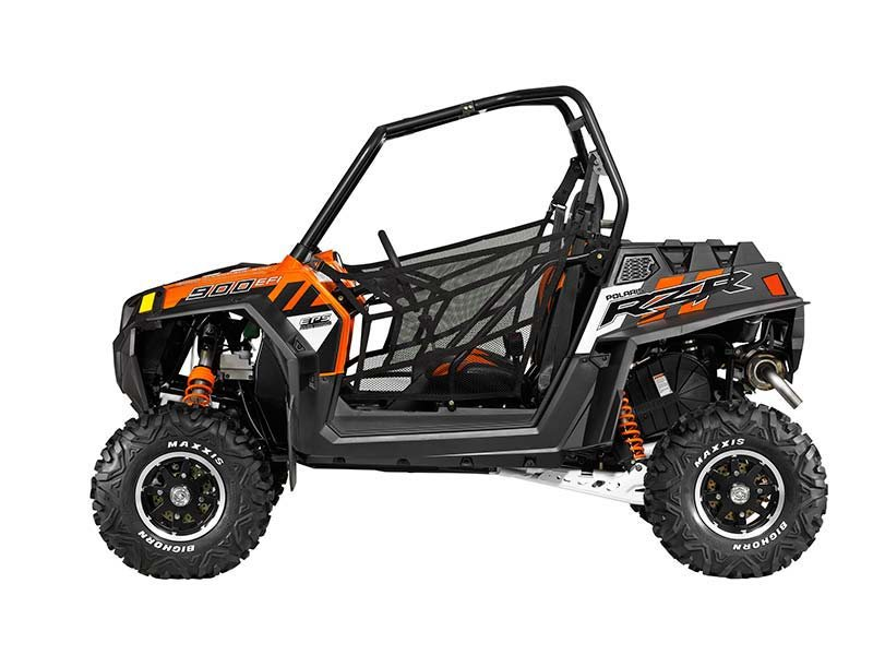 2014 Polaris Ranger RZR� 900 EPS - Orange Madness LE