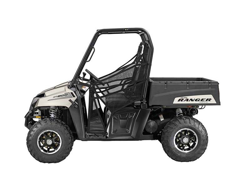 2014 Polaris Ranger® 800 EPS Midsize Limited Edition
