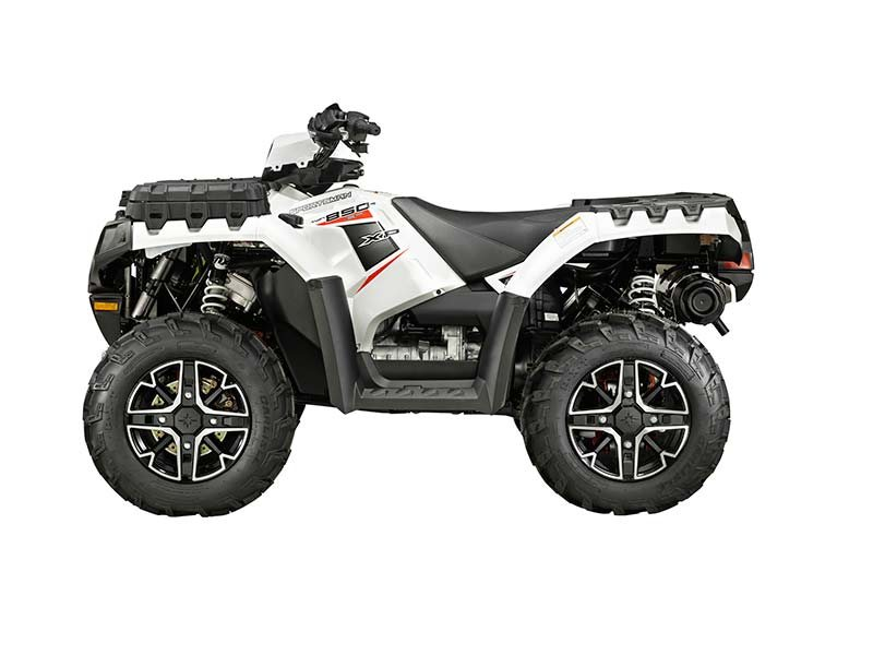 2014 Polaris Sportsman XP� 850 H.O. EPS - Pearl White LE