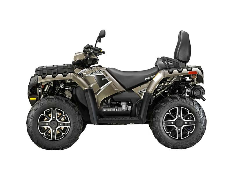 2014 Polaris Sportsman� Touring 850 H.O. EPS - Bronze Mist LE