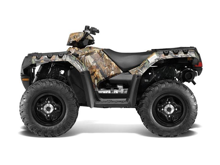 2014 Polaris Sportsman XP� 850 H.O. EPS - Polaris Pursuit Camo