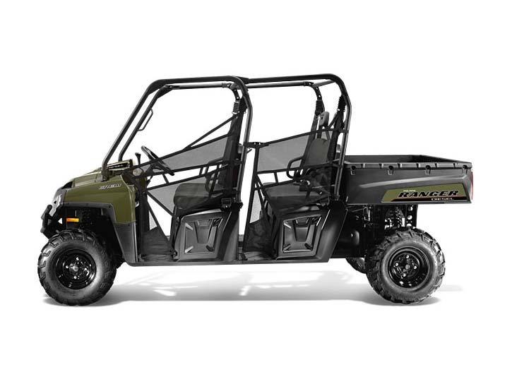 2014 Polaris Ranger® Crew Diesel