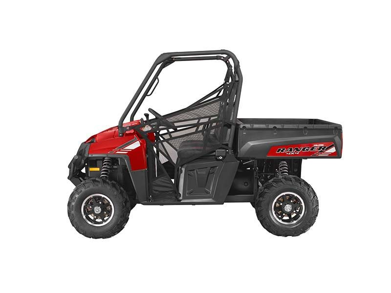 2014 Polaris Ranger® 800 EPS Sunset Red LE