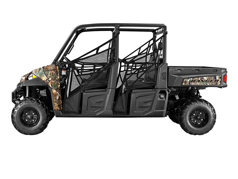 2014 Polaris Ranger® Crew 900 EPS Polaris Pursuit Camo