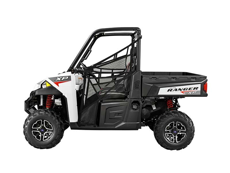 2014 Polaris Ranger XP® 900 EPS White Lightning LE