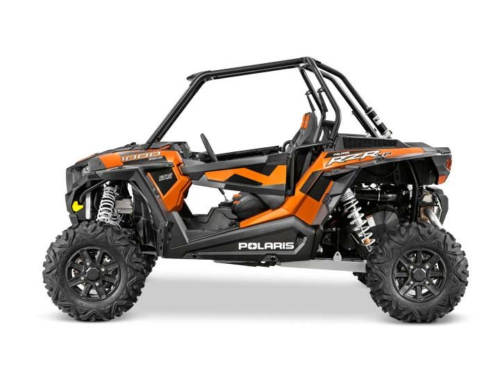 2014 RZR XP 1000 EPS - Matte Nuclear Sunset LE