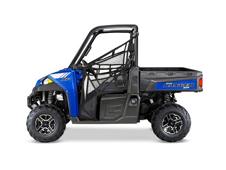 2014 Polaris Ranger XP� 900 EPS Blue Fire LE