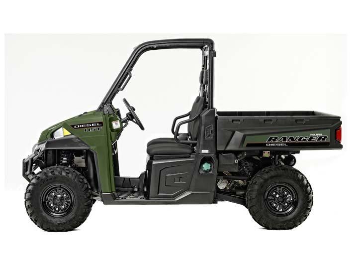 2014 Polaris Ranger® Diesel HST