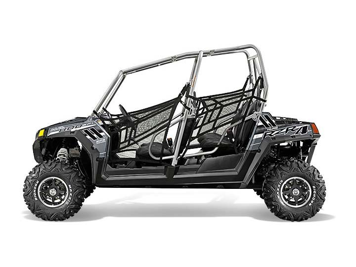 2014 Polaris RZR� 4 800 EPS - Super Steel Gray