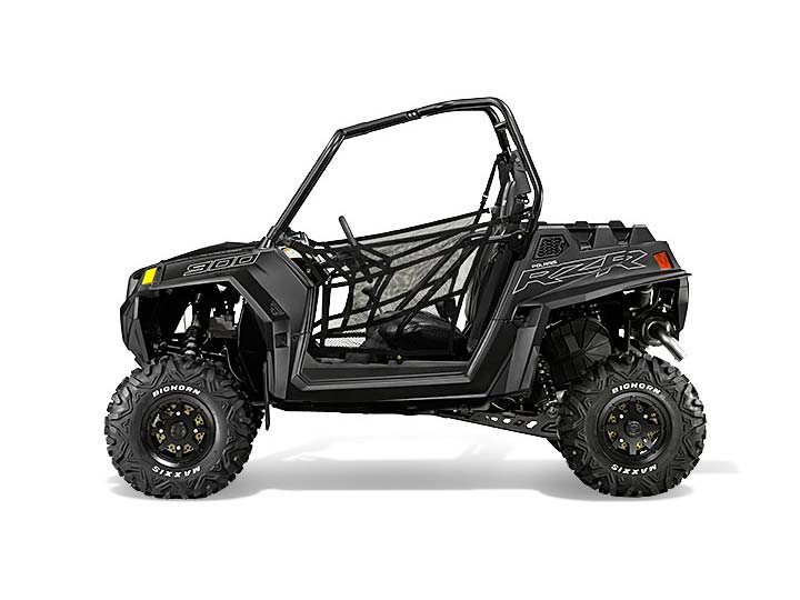 2014 Polaris Ranger RZR� 900 EPS - Stealth Black