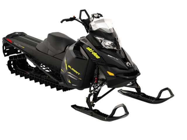 2014 Ski-Doo Summit® X® E-TEC 800R 163