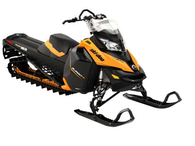 2014 Ski-Doo Summit® SP E-TEC 800R 163