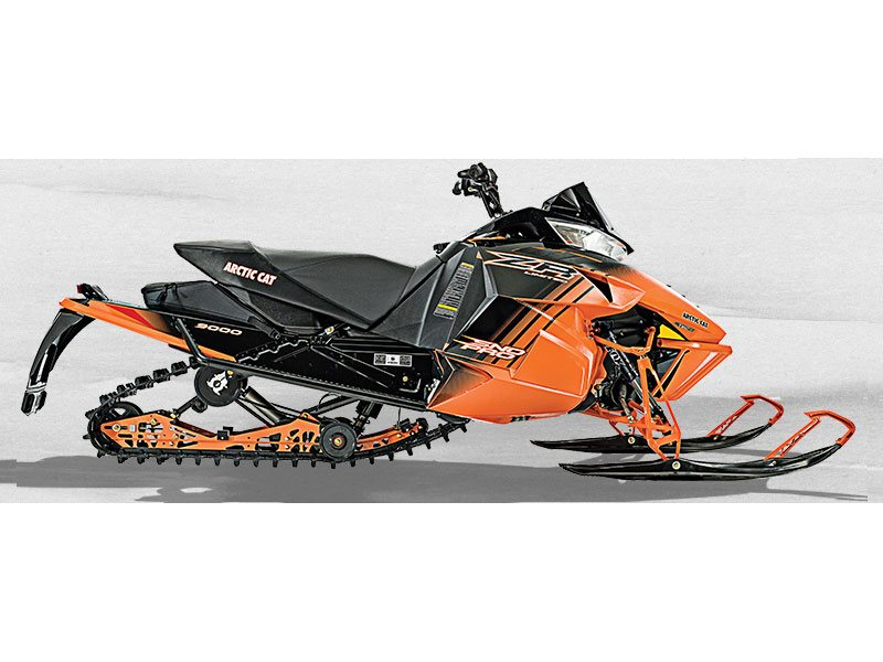 2014 Arctic Cat ZR™ 9000 Limited