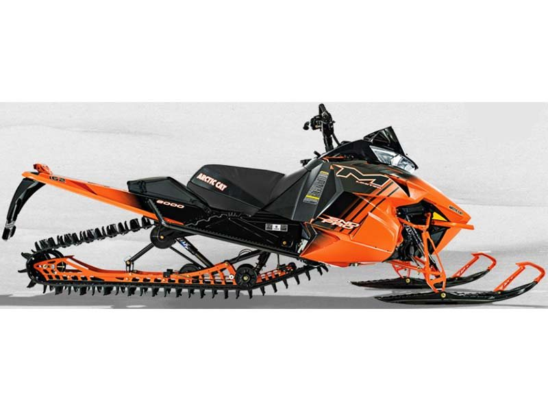 2014 Arctic Cat M 8000 Limited 162