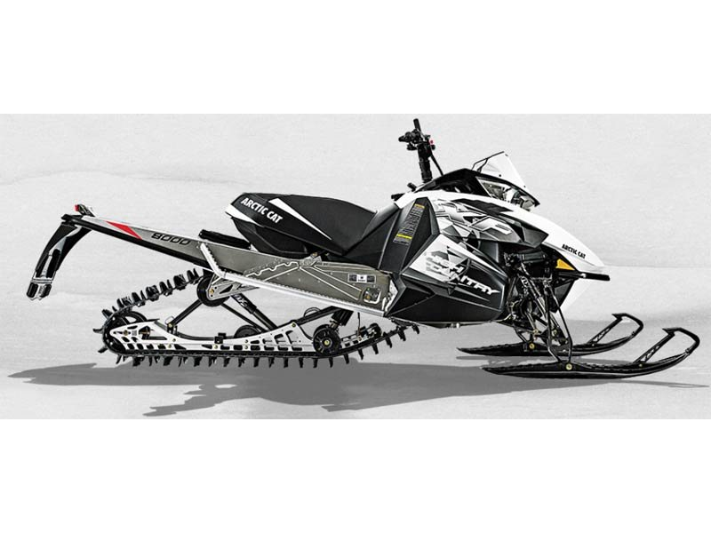 2014 Arctic Cat XF 8000 High Country Sno Pro®