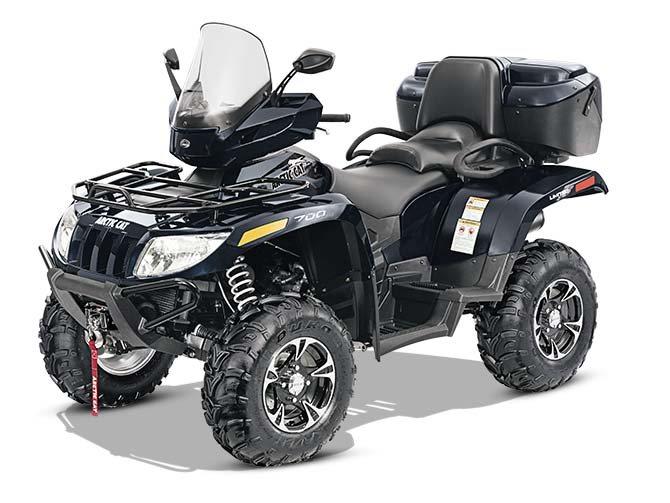 2014 Arctic Cat TRV® 700 Limited