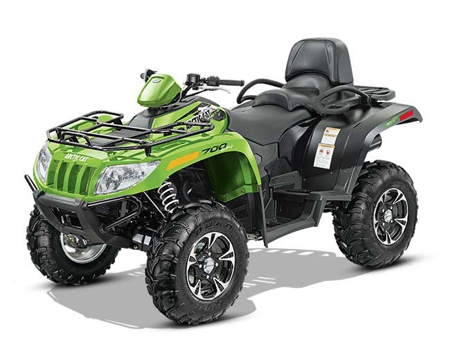 2014 Arctic Cat TRV® 700 XT