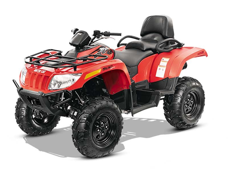 2014 Arctic Cat TRV® 500