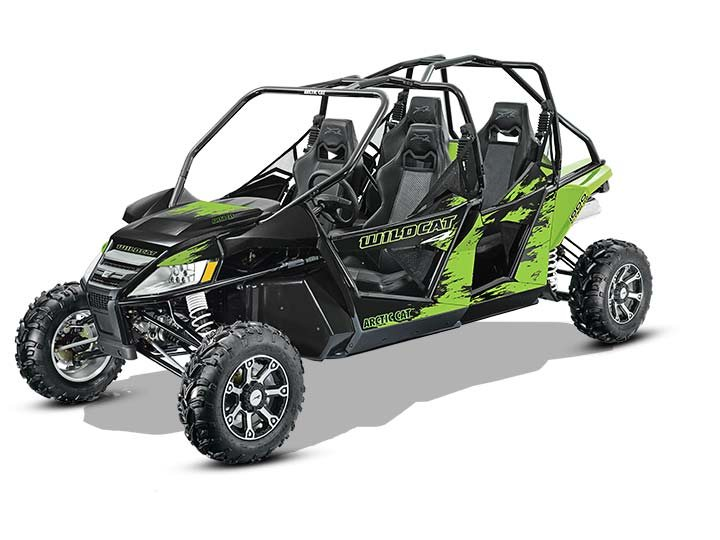 2014 Arctic Cat Wildcat™ 4