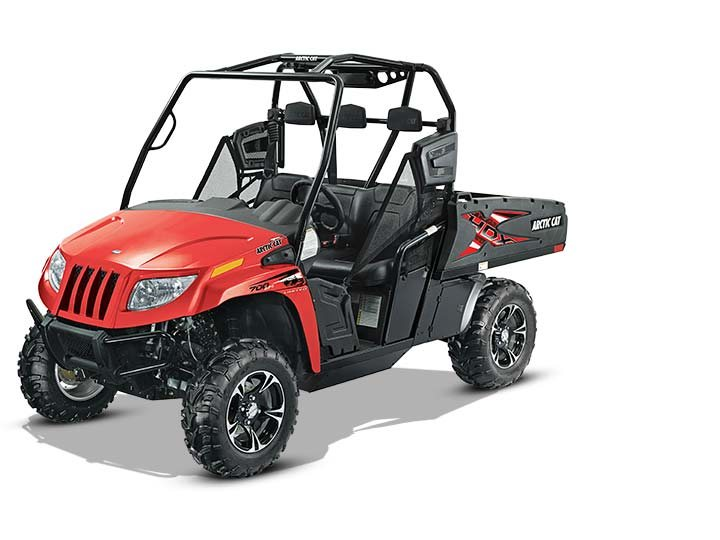 2014 Arctic Cat Prowler® 700 HDX™ Limited