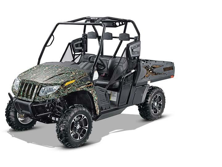 2014 Arctic Cat Prowler® 700 HDX™ Limited