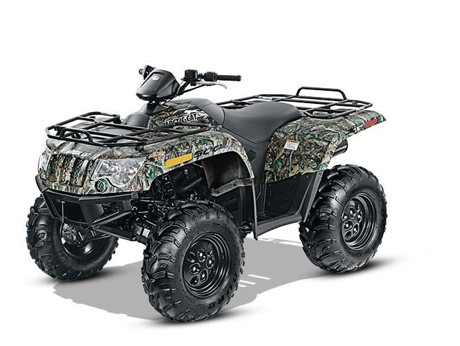 2014 Arctic Cat 500 XT™