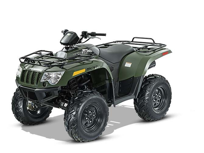2014 Arctic Cat 500