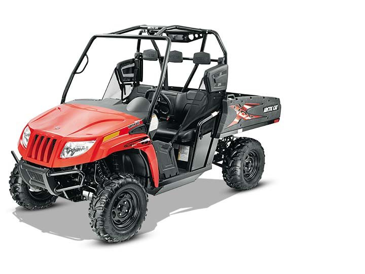Prowl around in your new Prowler!