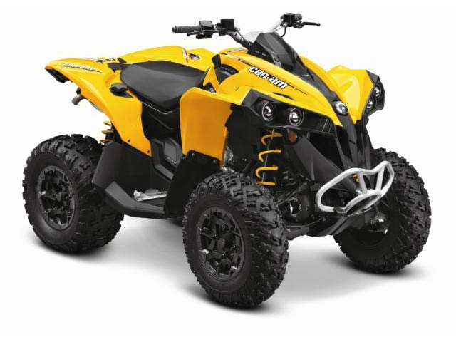 THE BEST 4X4 SPORT QUAD IN THE INDUSTRY!!!!
