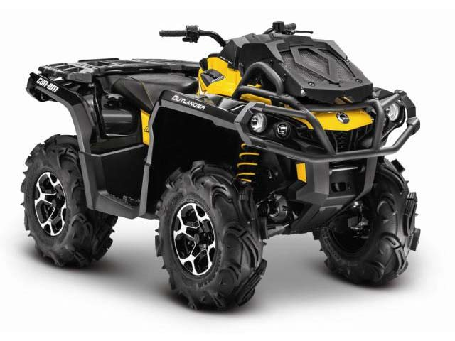 2014 Can-Am Outlander� X® mr 650