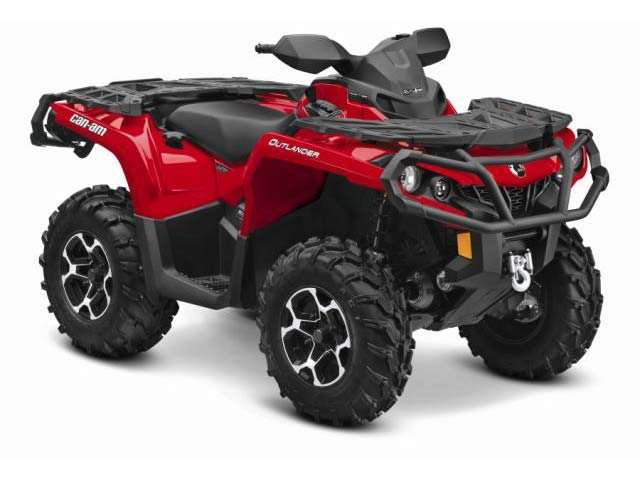 2014 Can-Am Outlander� XT™ 500