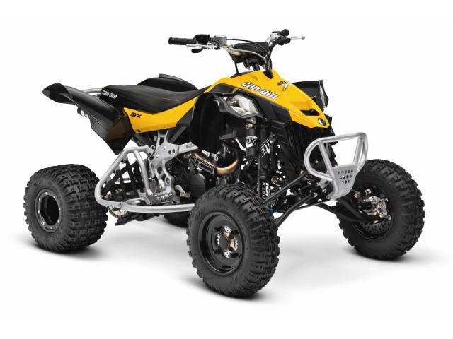 2014 Can-Am DS 450™ X® mx