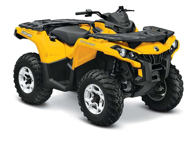2014 Can-Am Outlander� DPS™ 1000