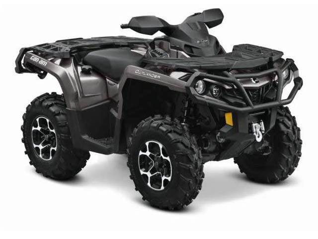 2014 Can-Am Outlander� XT™ 650