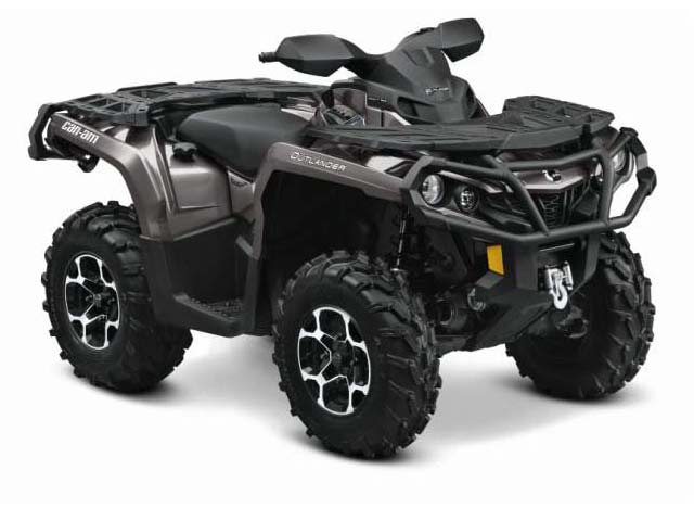 2014 Can-Am Outlander� XT™ 1000