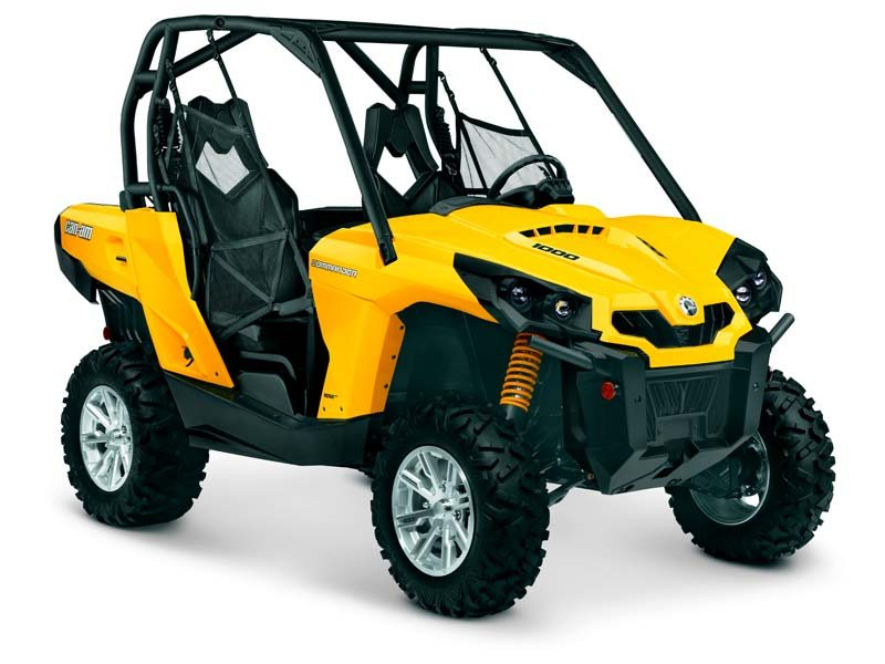 This machine normally sells for $14,299.  We just received a special deal from Can Am on this one Commander.  $14,299 - $1,000 rebate - $1,299 additional discount to $12,000!!!
