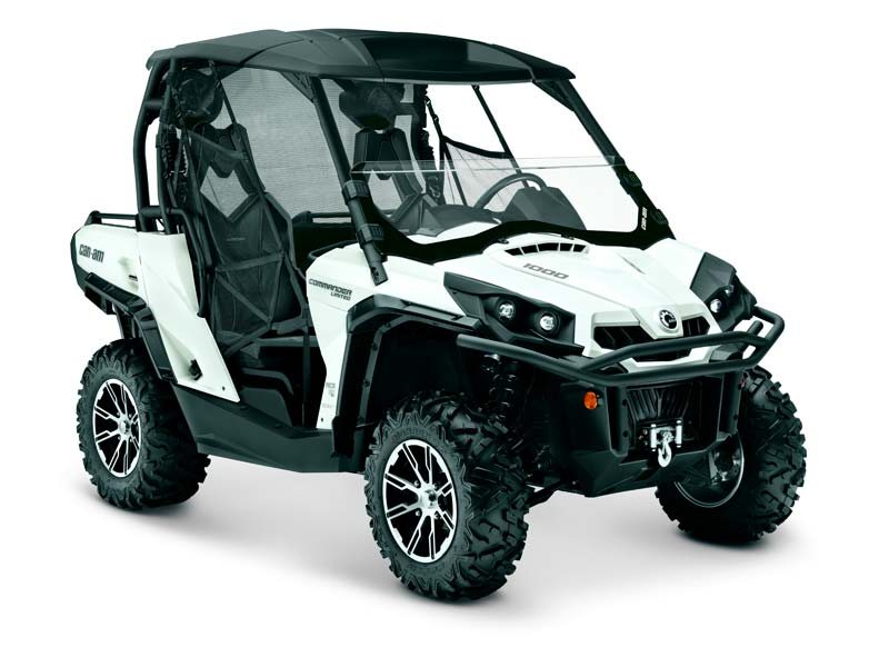 2014 Can-Am Commander™ Limited 1000