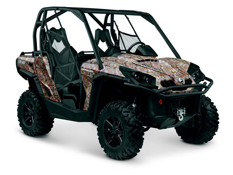 2014 Can-Am Commander™ XT™ 800R