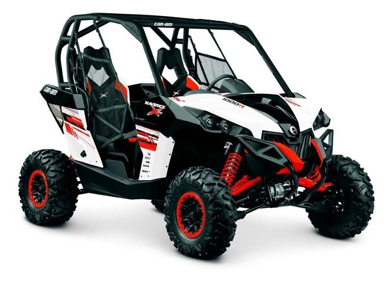 2014 Can-Am Maverick™ X® rs 1000R