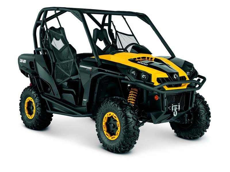 2014 Can-Am Commander™ XT-P 1000