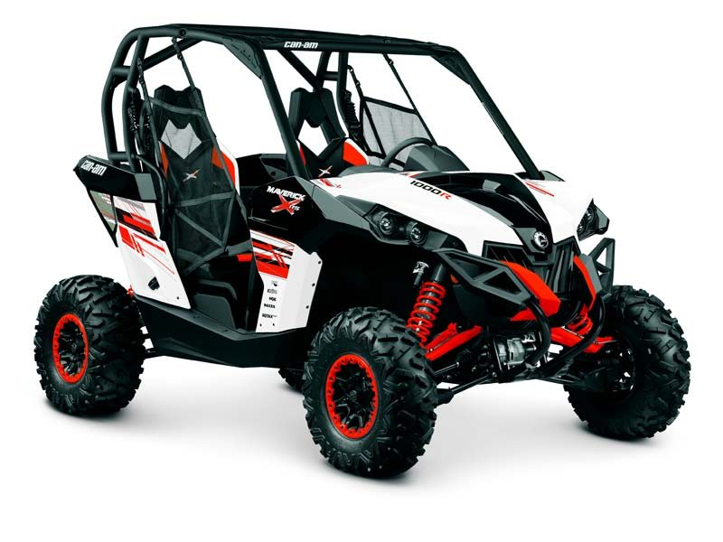 2014 Can-Am Maverick™ X® rs DPS&#153 1000R