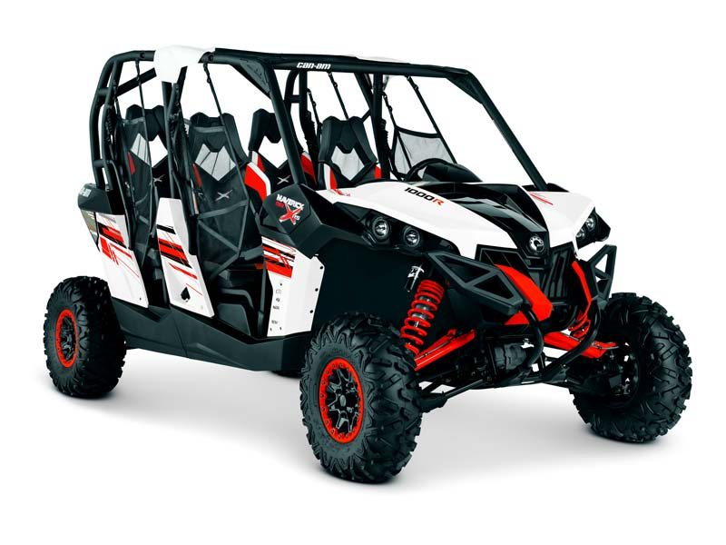 2014 Can-Am Maverick™ Max X&#174 rs DPS&#153 1000R