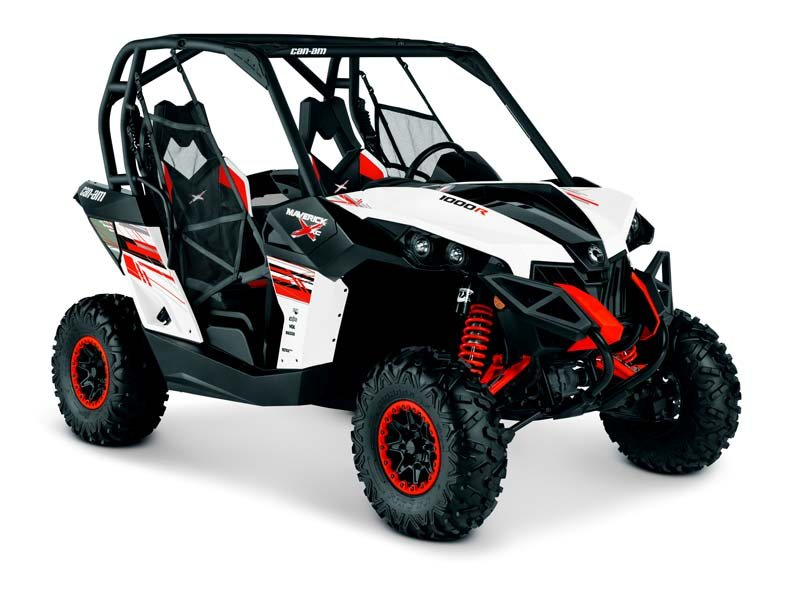 2014 Can-Am Maverick™ X® xc DPS&#153 1000R
