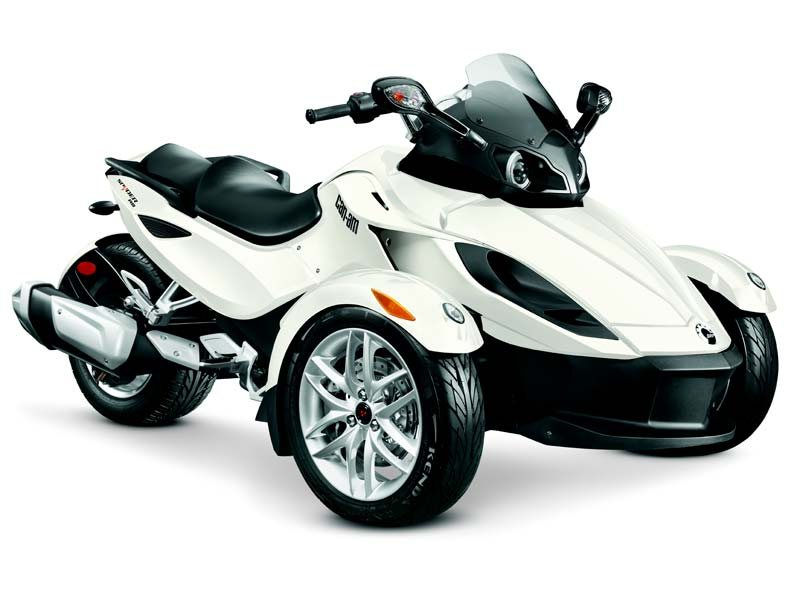 2014 Can-Am Spyder® RS SE5