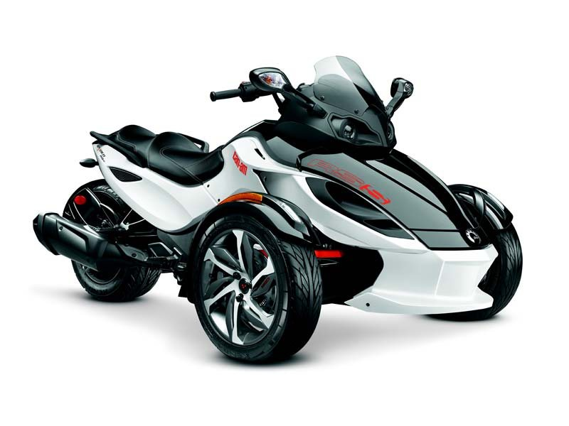 2014 Can-Am Spyder® RS-S SE5