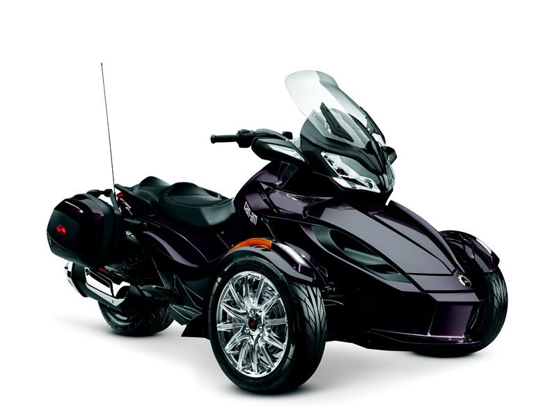 2014 Can-Am Spyder® ST Limited