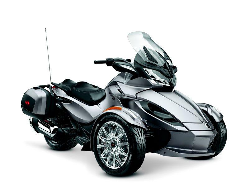 2014 Spyder ST Limited