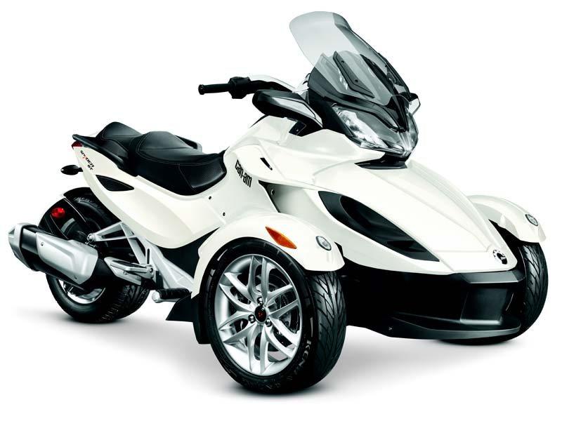 2014 Can-Am Spyder® ST SE5