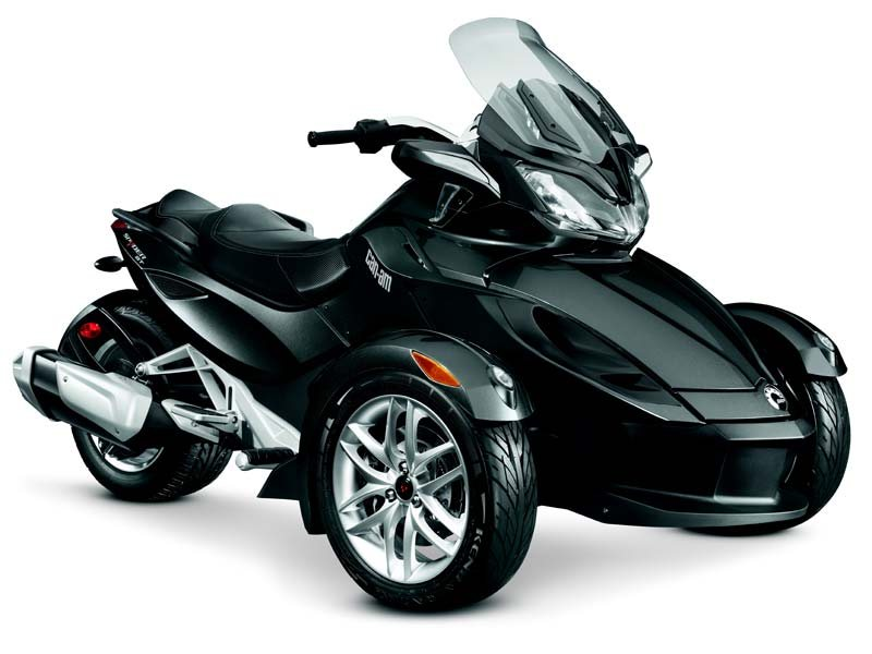 2014 Can-Am Spyder® ST SE5